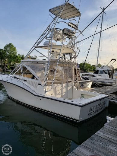 Carolina 32, 32, for sale - $166,700
