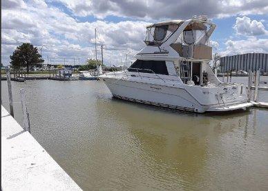 1996 Sea Ray 370 Sedan Bridge - #3