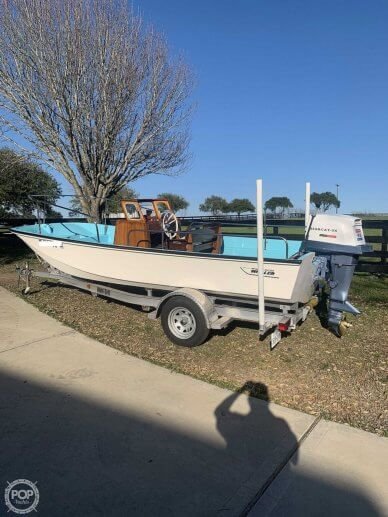 Boston Whaler Nauset 17, 17, for sale - $19,999