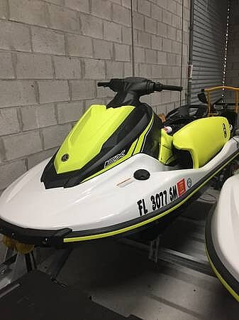 Yamaha EX, PWC, for sale - $20,750