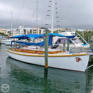 Cypress Hull 36, 36, for sale - $18,250