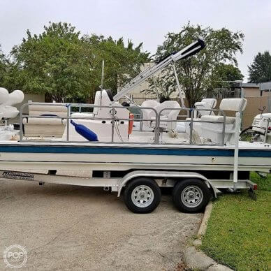 Hurricane 22 Fundeck, 22, for sale - $27,800