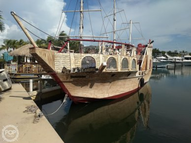 Homebuilt 35 Pirate Ship, 35, for sale - $21,750