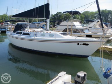 Catalina C 34 Tall Rig Wing Keel, 34, for sale