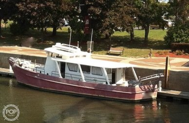 Custom Built Blount 60 Converted Research Vessel, 60, for sale - $49,900