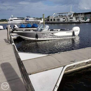 Crestliner 2150 Sportfish SST, 2150, for sale