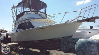 Blackfin 32 Flybridge, 32, for sale - $30,000