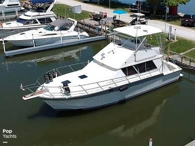 Silverton 40 Convertible, 40, for sale - $46,000