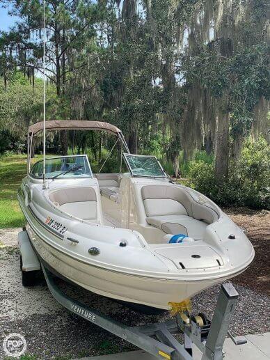 Sea Ray Sundeck 240, 240, for sale
