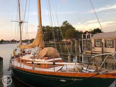 Cheoy Lee Rhodes Reliant, 39', for sale