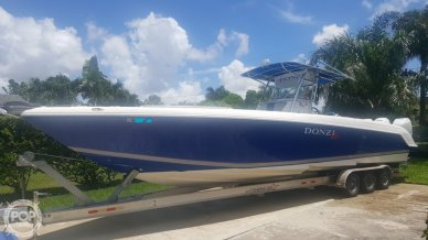 Donzi 38 ZF, 38, for sale - $169,000