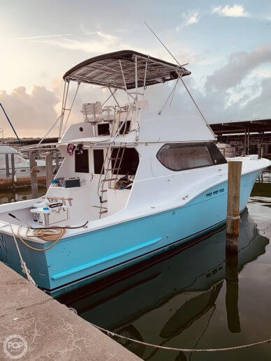 Hatteras 46C, 46, for sale - $35,000