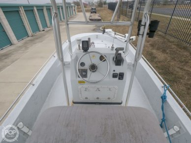 Center Console W/storage, Leaning Post