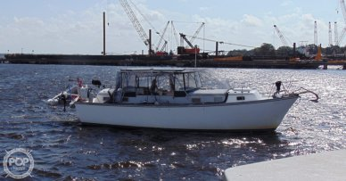 Gulfstar 36 Motorsailor TC, 36, for sale - $23,000