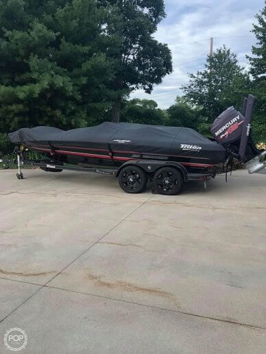 Triton 20 TRX Anniversary Edition, 20, for sale - $55,000