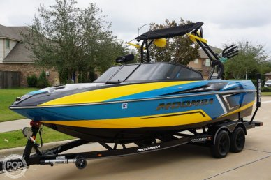 Moomba Craz Surf Edition, 22', for sale - $84,500