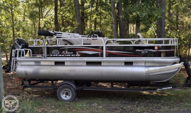 Sun Tracker Bass Buggy 18 DLX, 18, for sale - $19,250