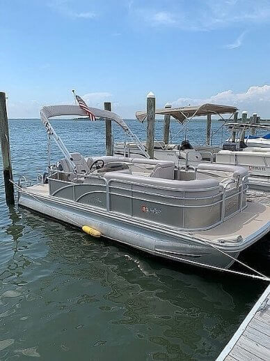 Bennington 20 SLX, 20, for sale - $25,750