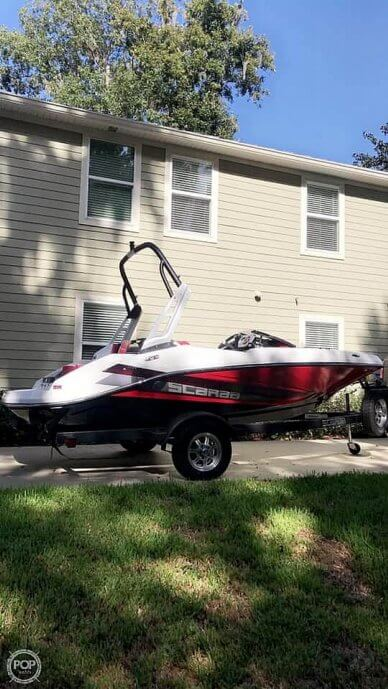 Scarab 17, 17, for sale - $33,400