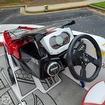 Steering Wheel, Stereo