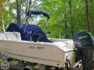Sea Pro 206 WA, 206, for sale - $22,650