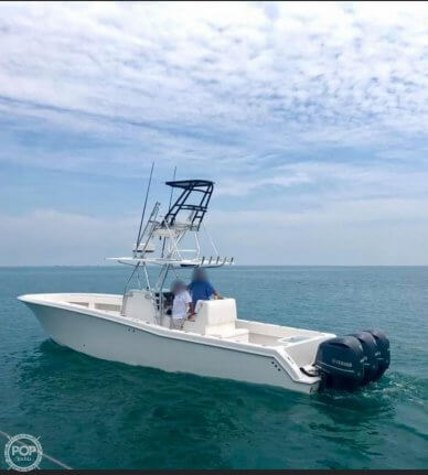 Invincible 36 Open Fisherman, 36, for sale - $390,000