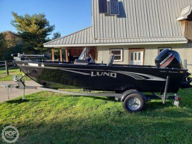 Lund Adventure 1775 SS, 1775, for sale - $34,000