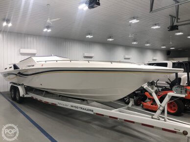 Fountain Fountain 35 Executioner, 35, for sale - $125,000