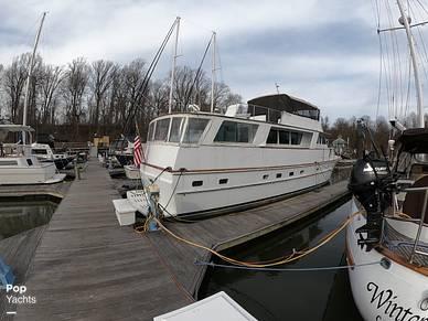 Bertram 63 Motoryacht, 63, for sale - $78,000