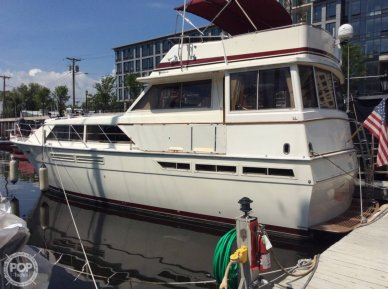 Pacemaker 46 Motoryacht, 46, for sale - $84,900
