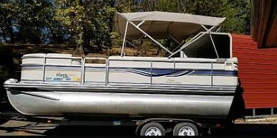 Harris 20 Super Sunliner, 20, for sale - $19,650