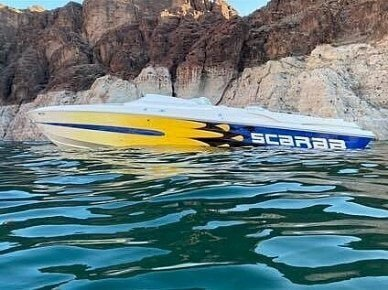 Scarab AVS, 33', for sale in Nevada - $64,900