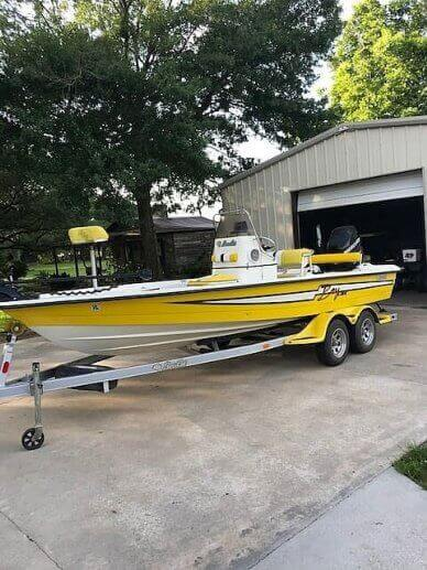 Bass Cat Bay Cat 22, 22, for sale - $35,600