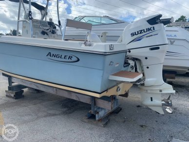 2013 Angler 2200 Grande Bay - #15