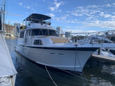 Hatteras 58 Motor Yacht, 58, for sale - $220,000