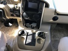 Nice cab area w/pull-out tray