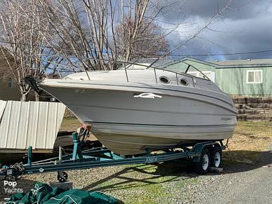 Monterey 262 Cruiser, 262, for sale in Idaho - $21,250