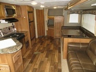 Kitchen, Sofa, Dinette, Bunk Beds