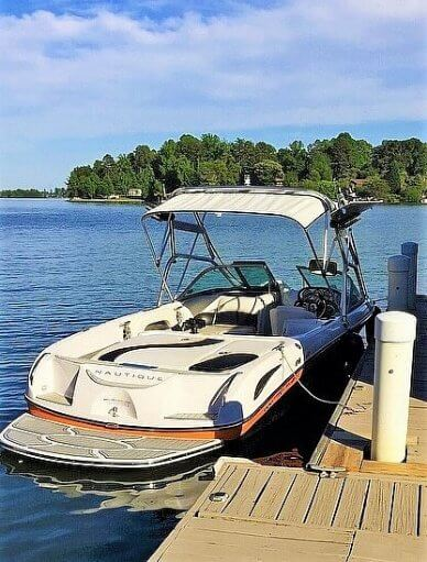 Nautique SV211, 211, for sale - $36,600