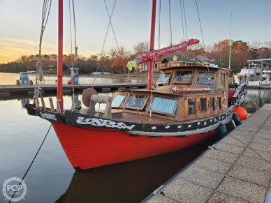 Chinese Junk 36, 36, for sale - $39,900
