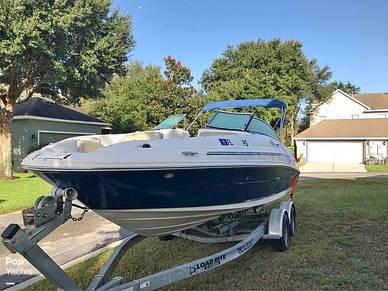 Sea Ray 220 Sundeck, 220, for sale - $31,700