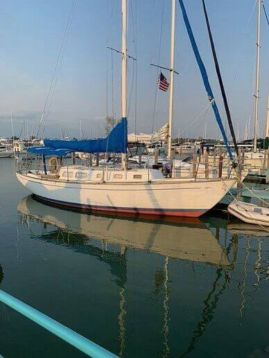 CAL 36, 36, for sale - $16,000
