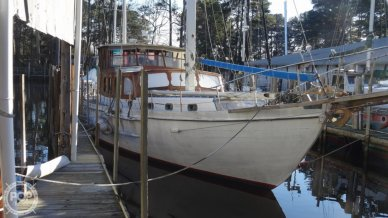Alden Yachts 57, 57, for sale