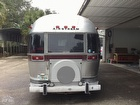 Rear of airstream