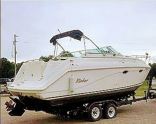 Rinker 270 Fiesta Vee, 270, for sale - $22,750