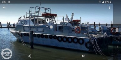 Breaux Breaux Bay Craft 44, 44, for sale - $150,000