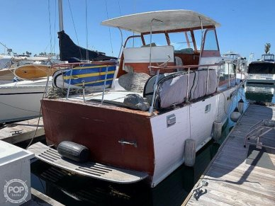 Stephens 36 Flush Deck Motoryacht, 36, for sale - $44,500