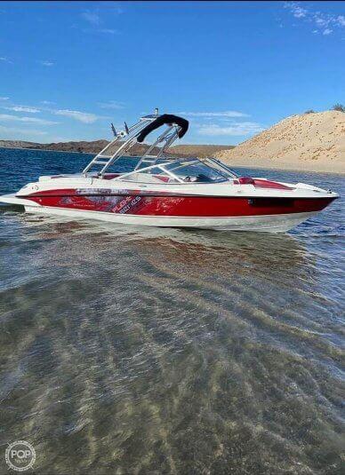 Bayliner 215 BR, 215, for sale - $33,000
