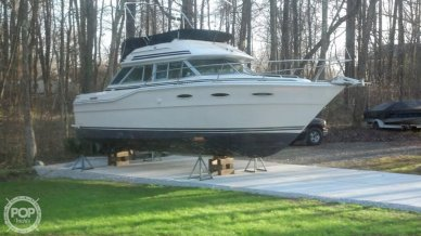 1986 Sea Ray 300 Sedan Bridge - #3