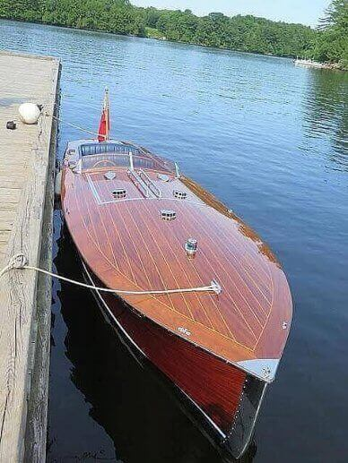 Classic Craft Gentlemans Racer, 20', for sale - $95,000